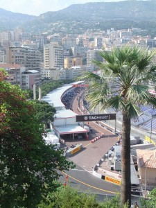 Monaco from Le Rocher